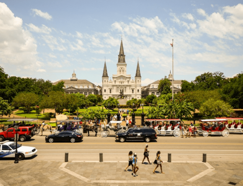 5 Things To Do in NOLA This Spring