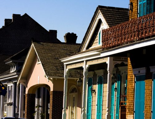 Affordable Housing Projects in NOLA