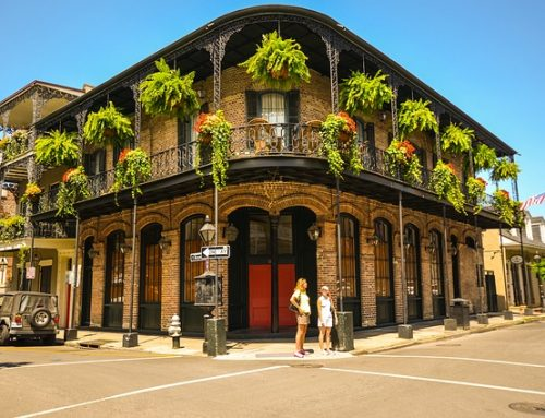 New Orleans Neighborhoods Series: Vieux Carré