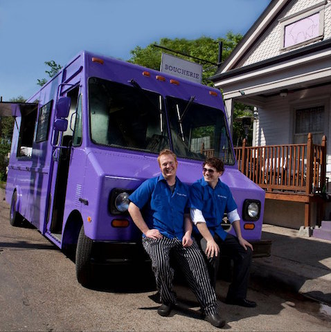 Purple Truck - NZ & James